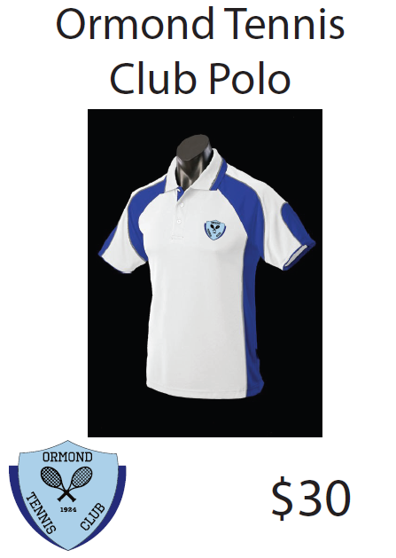 Club Polo Shirts Available